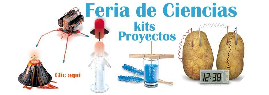 inventos o experimentos para ninos