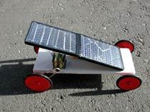 Como hacer un carro solar con materiales caseros y reciclado