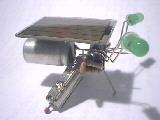 Como construir un robot Solar o a Bateria